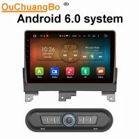 Buy cheap Ouchuangbo car radio multi media stereo android 6.0 for MG 3M with gps navigation bluetooth 3g wifi 16 GB flash from wholesalers