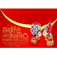 China High - end touch screen personality lcd video mailer for birthday parties wholesale