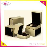 China Luxury paper jewelry packaging box wholesale