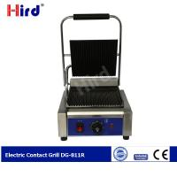 Quality Electric panini grill best contact grill sandwich panini grill DG-811R for sale