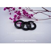 China Black Color Small Steel Spring Washer 8.8 Grade For Protect Surface wholesale