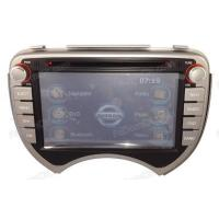 China Double Din Car Stereo GPS Navigation System for Nissan March on sale