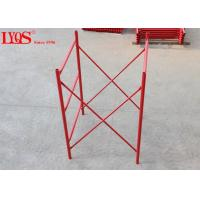 China Acrow Shoring Scaffolding Climbing Frame For Slab Formwork , Standard Size wholesale