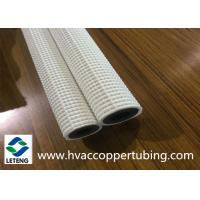 Buy cheap Flexible Air Conditioning Tubes , Copper Pipe Foam Air Conditioning Insulation Tube from wholesalers