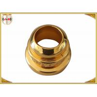 China Zinc Alloy Gold Crown Perfume Bottle Caps Custom Luxury Decorative wholesale