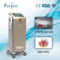 China 2 handles big spot siez 15inch screen hair removal laser shr ipl machine for sale on sale