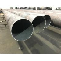 China Welded High Strength Low Alloy Structural Steel Pipe ASTM A847 Material wholesale