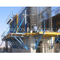 China H20 Beam Automatic Climbing Formwork 5.40m Working Height Movable Horizontally wholesale