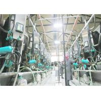China Small Scale Milk Processing Plant / Yogurt Manufacturing Equipment KQ-1000L wholesale