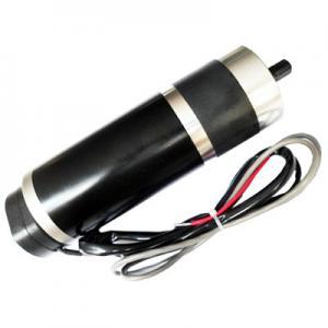China 12V / 24V No Load Speed Brushless DC motor Planetary gear motor with encoder wholesale