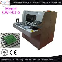 China Inline PCB Router Machine / PCB Depaneling Router With KAVO Spindle wholesale