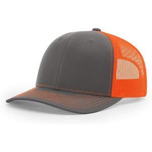 China Adults 58cm Flat Brim Snapback Hats Curved Brim Trucker Caps wholesale