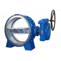 China Anti Blow Out Stem 300LB Wafer Lug Butterfly Valve wholesale
