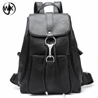 China China factory leather bags nice design women backpack bags new arrival cow leather backpack anti theft wholesale