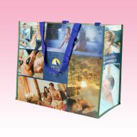Wholesale Custom Eco-friendly laminated pp woven tote bag packaging for shopping supplier from china suppliers