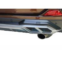 Quality Brand Car Front Bumper Moulding Quality Control About Weld Lines IATF 16949 for sale