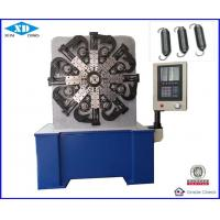 China Low Noise Spring Forming Machine With Rotation Core System / CNC Spring Coiler wholesale