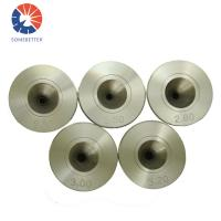 Buy cheap High quality small size tungsten carbide yg6 yg8 wire drawing die from wholesalers