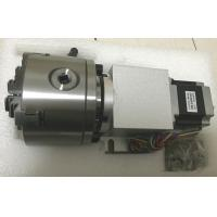 Buy cheap Gapless Harmonic Drive Reduction Gear Box 4 jaw K12-100mm CNC Router 4th Axis from wholesalers