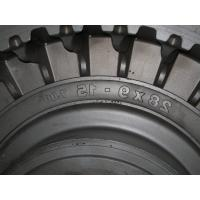 China personalized Forklift Solid forging steel Tire Mold , EDM molding wholesale