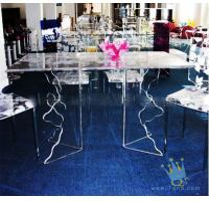 China acrylic cheap bar table sets wholesale