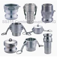 China SS Camlock coupling/ SS Camlock fitting (MIL-A-A-59326/ casting) wholesale