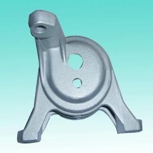 China ZL102 Aluminum Bracket Automobile Suspension Parts For Automotive Shock Absorber System wholesale