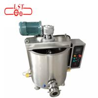 China Movable Chocolate Melting Machine 1 Year Warranty For Cake / Dessert / Biscuit wholesale