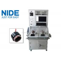 China Nide Double Stations Motor Testing Equipment For Testing Stator Working wholesale