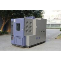Buy cheap ESS Rapid Temperature Experiment Chamber Automatic / Manual Defrosting from wholesalers