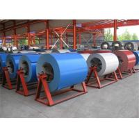 China RAL9002 offwhite aluminum coil 1050 1060 1100 color coated coil / plate wholesale