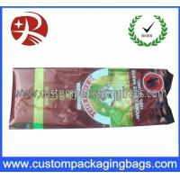China PET / AL / PE 1000g Side Gusset Coffee Bag Packaging with Valve on sale
