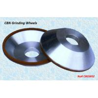 China Resin Bond CBN Grinding Wheels - CBGW02 wholesale