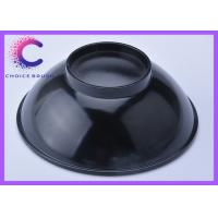 China Zinc alloy mens shaving bowl and mugs black color shave lather bowl wholesale