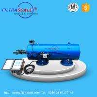 China Automatic backwash water filter used for industrial Circulating Water treatment wholesale