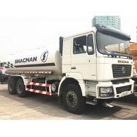 China 15000 Liters Water Truck Tanks 251 - 350HP Shacman 6x4 For Fire Fighting Function wholesale