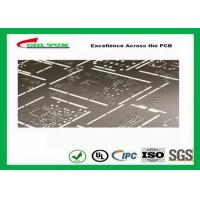 China Prototype SMT Stencil PCB Fabrication Service Laser Thickness 100µm to 150µm wholesale
