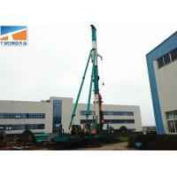 China Crawler Hydraulic Breaker Hammer Fast Piling Speed Customized Color wholesale