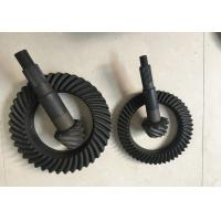 China High Strength Differential Crown And Pinion , Bevel Pinion Gear Anti - Oil wholesale