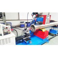 Wholesale Automatic Slip-on Pipe Flange Fillet Welding Machine from china suppliers