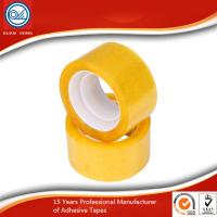 China 36mm Strength BOPP Packaging Tape Practical Durable Viscosity Sellotape wholesale