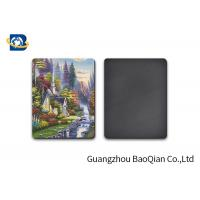 China Heidelberg Machine 3D Fridge Lenticular Magnet UV Printing Eco - Friendly Material wholesale