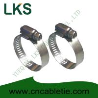 China Great American Stainless Steel Hose Clamps wholesale