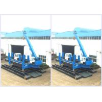 China 150T Full Hydraulic Piling Machine Without Noise Vibration Pollution wholesale