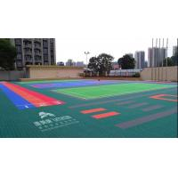 Buy cheap Quality and good price EU nstandard EN14877 sunflower pattern Safety Sport Floor from wholesalers
