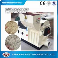 China 37kw Power Sawdust Hammer Mill Grinder for Wood Chips , Wood Branches wholesale