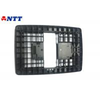 China US Design Custom Hot Runner Injection Molding ABS Black Square Cover wholesale