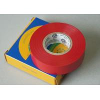 China UL / CSA  Red Heat Resistant Tape Flame Retardant For Dispensers wholesale