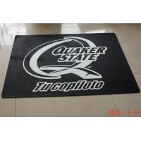 China Personalized Monogram Doormats Plastic Non Slip Front Door Mats wholesale