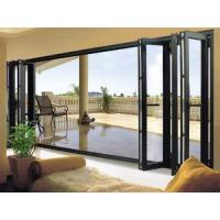 China Aluminium Folding Glass Doors wholesale